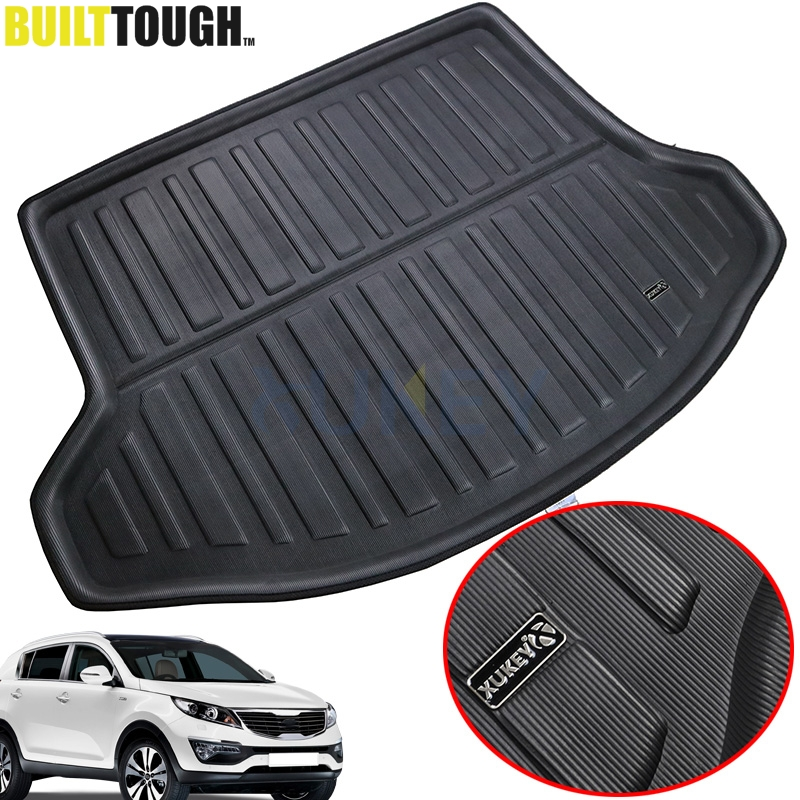 KIA SPORTAGE 2010-2015 Fully Tailored Heavy Duty Rubber Boot Mat Liner