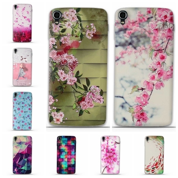 Soft Silicone Case For Alcatel One Touch Idol 3 Cover 5.5 inch TPU Back Phone Cover For Alcatel Idol 3 6045 6045Y Case Shell Bag image