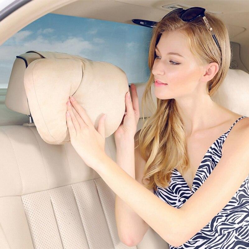 Super Weich Auto Kopfstütze/Auto Rest Kissen/Einstellbare Auto Kissen Für Mercedes-Benz