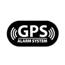 цена на GPS Alarm System Car Sticker Fashion Personality Cool Graphics Motorcycle SUVs Bumper Car Window Vinyl Decals