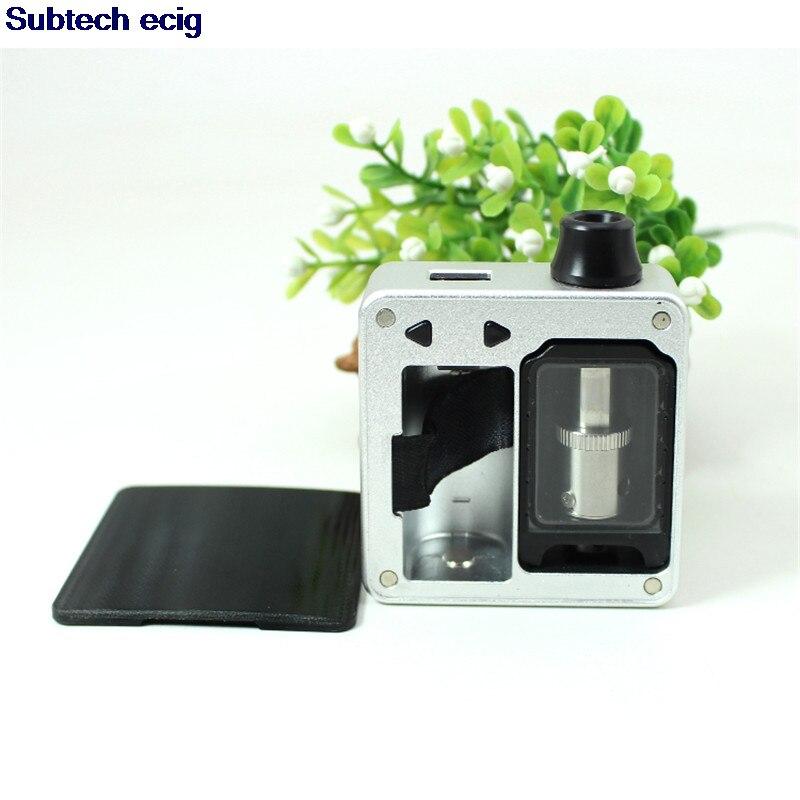 100% originall SXK Bantam коробка мод SXK 30 Вт bb мини коробка с USB портом черный серебряный цвет bb коробка 5 мл огромные бутылки модов Бесплатная доставка - 4