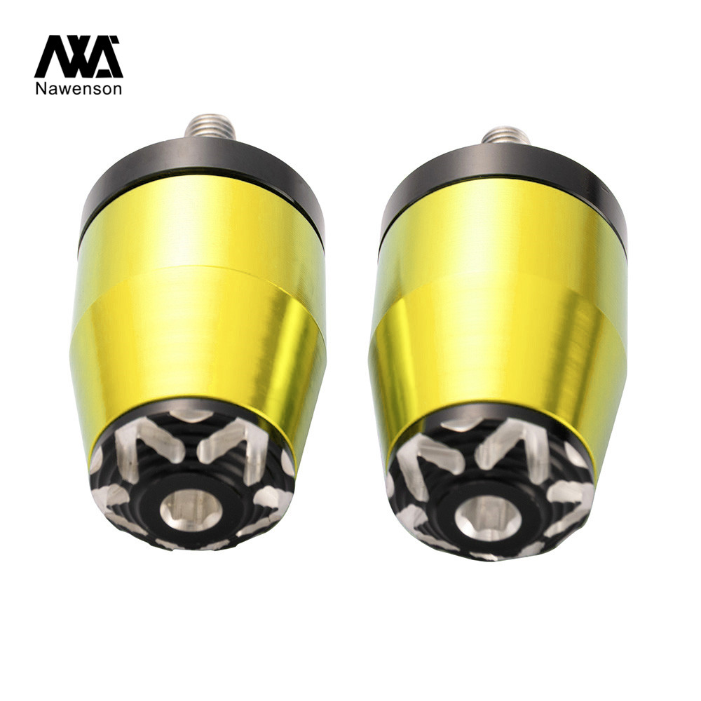 For <font><b>Kymco</b></font> AK550 <font><b>AK</b></font> <font><b>550</b></font> 2017-2018 17 18 Motorcycle CNC Handlebar Grips Handle Bar Ends Plug Accessories image