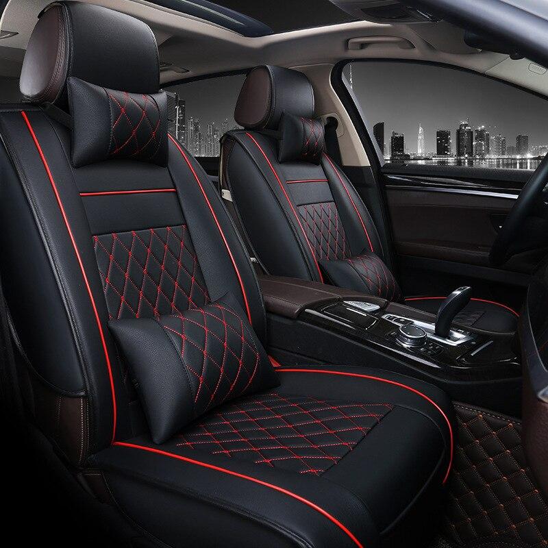 Seggiolino Auto Copre Misura Renault Twingo-Set Completo Nero in Similpelle