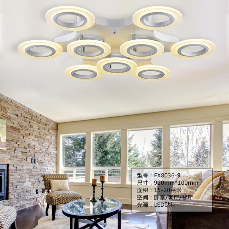 Moderne Led Lampen Wohnzimmer