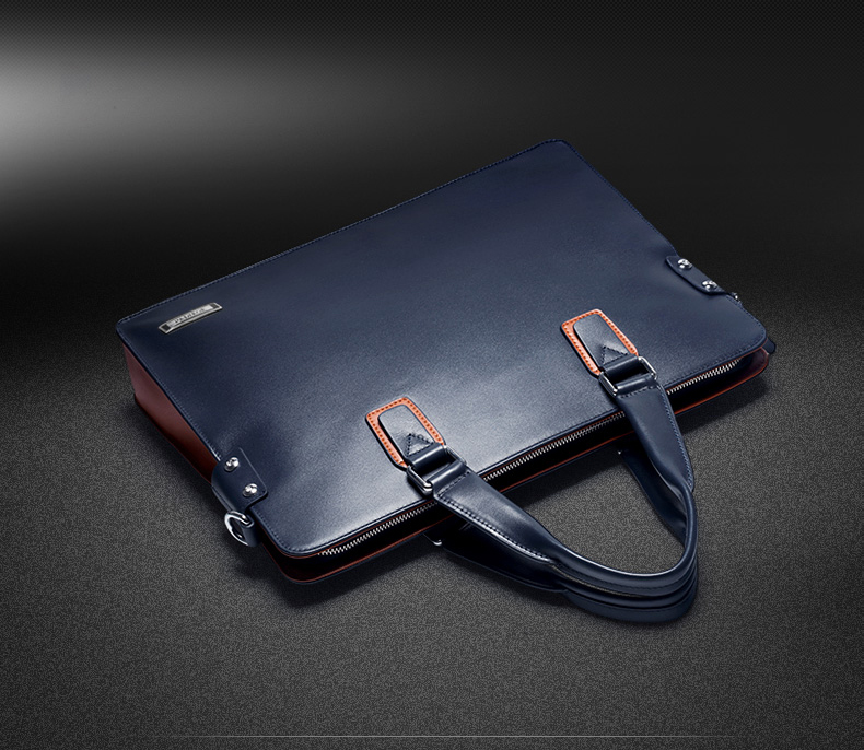 mens genuine leather briefcase bag (9)