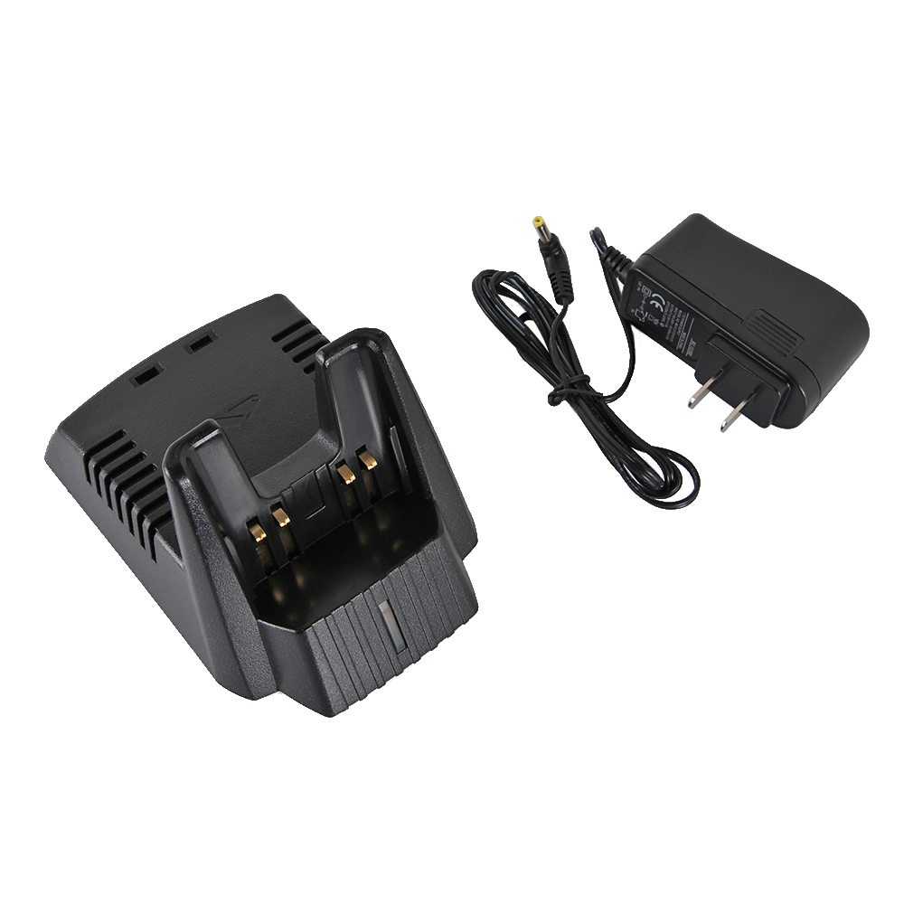 Battery Charger VAC-10 For Vertex VX-160 VX-168 VX-418 Li-ion Battery Fast Charger For Battery FNB-V67LI CD-30