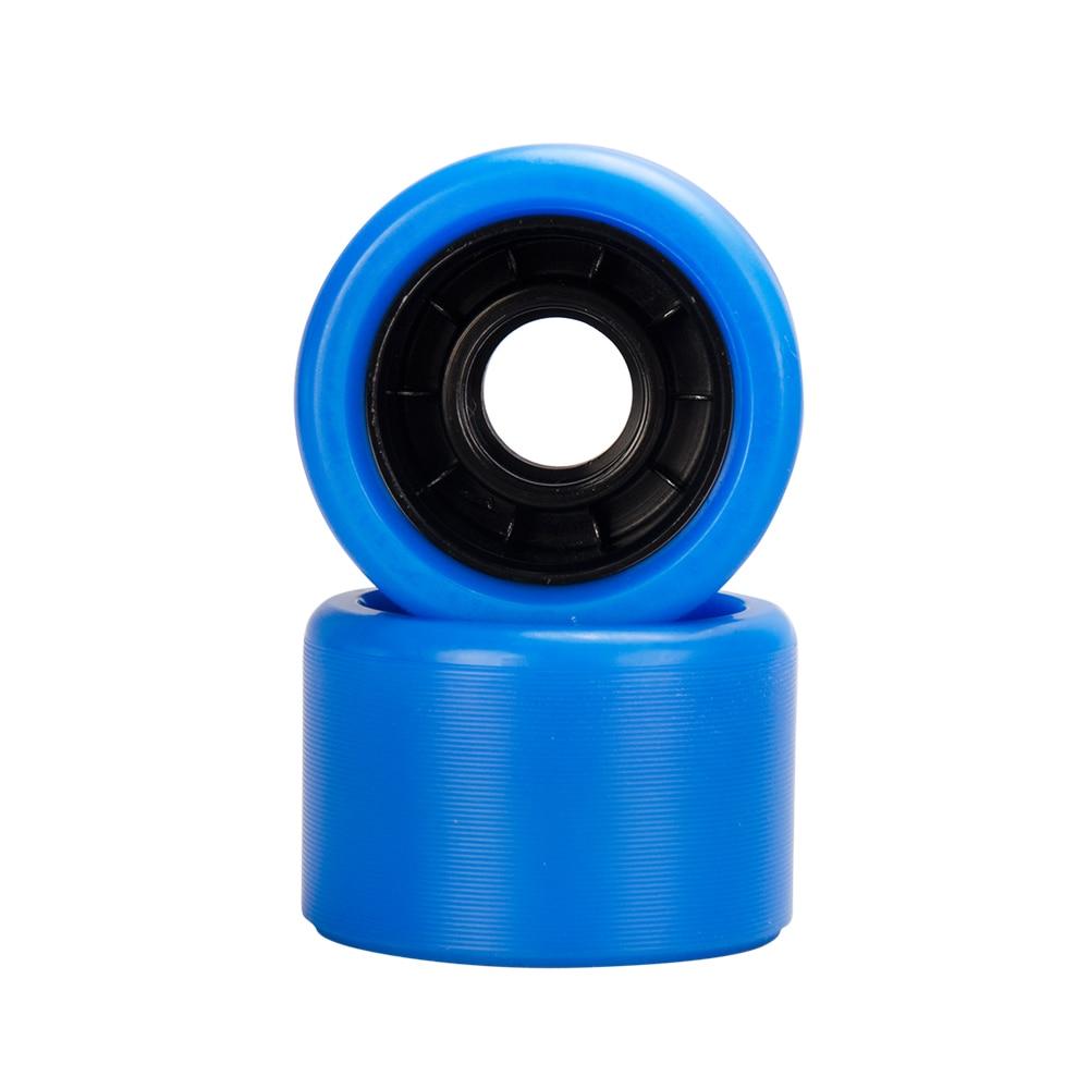 8 Piece 95A Size 62 42mm QUAD Roller Skating Wheels 62mm x 42mm Skate Wheels SHR