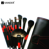 Vanderlife Professional 22Pcs Makeup Brushes Set Tool Cosmetic Brush Foundation Eyeshadow Eyeliner Lip Powder Pinceau Maquillage