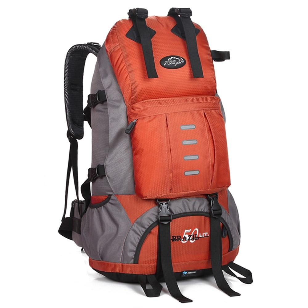50L водонепроникний і дихаючий рюкзак - Спортивні сумки