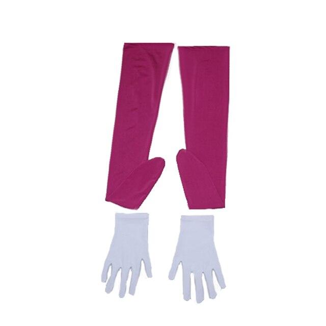 Splatoon 2 Splatfest Inkling Squid Cosplay Costumes with socks ans gloves 3
