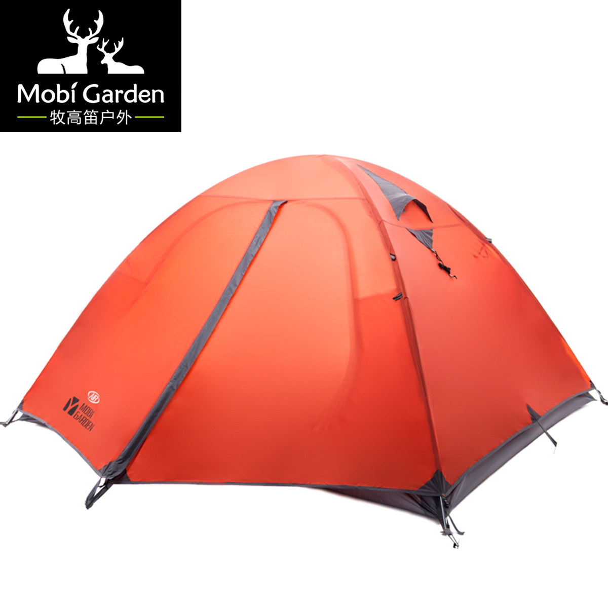 Cold Mountain 3AIR tent Outdoor hiking camping aluminum alloy 3-4Person tent waterproof windproof breathable outdoor camping hiking automatic camping tent 4person double layer family tent sun shelter gazebo beach tent awning tourist tent