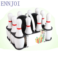 ENNJOI Outdoor Thickening Children S Bowling Set Big Indoor Simulation Parent Child Interactive Bowling Ball Birthday