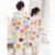 Boa Qualidade Crianças Roupão De Banho Com Capuz Pijamas Confortáveis Roupões de Flanela Sleepwear Desenhos Animados Pijamas para Meninos das Meninas