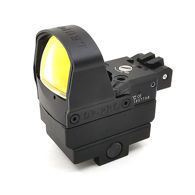 SOTAC-GEAR Taktische DP-Pro Red Dot Sight zielfernrohr Mit die 1911,1913 Und Glock Berg Tactical Gewehre Jagd Umfang
