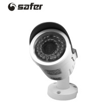 SAFER Security Bullet Camera Video Surveillance Camera Outdoor 720P 36pcs IR Led Waterproof Video CCTV 1.0MP AHD SecurityCamera