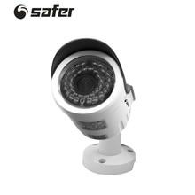 SAFER Security Bullet Camera Video Surveillance Camera Outdoor 720P 36pcs IR Led Waterproof Video CCTV 1.0MP AHD SecurityCamera