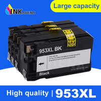 INKARENA Compatible Ink Cartridge 953 953XL for HP 953 Pro 7740 8210 8218 8710 8715 8718 8719 8720 8725 8728 8730 8740 Printer