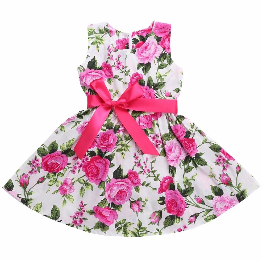 Floral-Cotton-Children-Toddler-Girls-Dress-Beach-Summer-2017Casual-Glower-Princess-Teenage-Kids-Dress-Girl-bebe-Vestido-Party-1