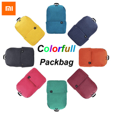 Unique Xiaomi Mi Backpack 10L Bag eight Colours 165g City Leisure Sports activities Chest Pack Luggage Males Ladies Small Dimension Shoulder Unise