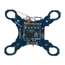 Hot Sale Cheerson CX 10WD CX 10WD Receiver Board For RC Quadcopter Helicopter Model Spare Parts