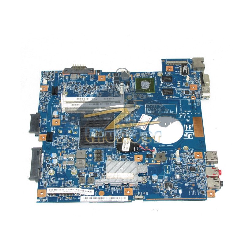 MBX-250 Main board For Sony Vaio PCG-61911w VPCEG VPCEG18FG Laptop motherboard HM65 DDR3 48.4MP01.021 GT410M GPU цена
