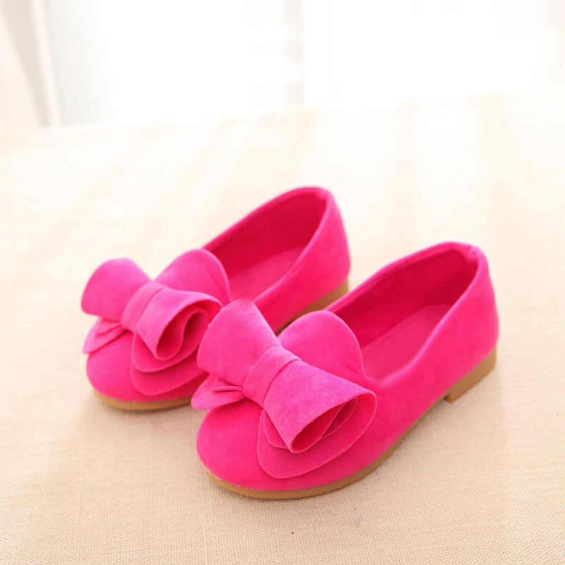 Outdoor Sandals Shoes Kids Girls Princess Candy Color Slip On Cloth 4 Colors