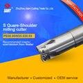 Zhuzhou Sant Tools Indexable фреза PE08.08W20.020.03 с ADMT080304R карбидная вставка хорошо продается в стране и за рубежом