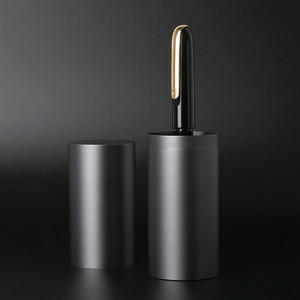 Image 5 - Xiaomi Mijia KACO יוקרה עט 14K זהב קצה עבור גברים F 0.5mm משרד עסקים חתימת קליגרפיה עט בוס אריזת מתנה