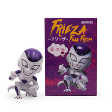 Anime Dragon Ball Z GK Frieza Fina From Love PVC Action Figure Freeza Doll Collectible Model Toy Christmas Gift For Children