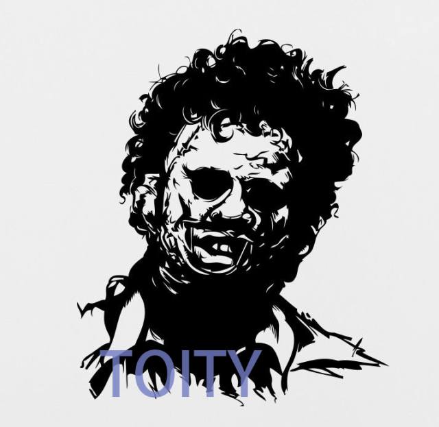 Aliexpress Com Buy Leatherface Wall Sticker Texas