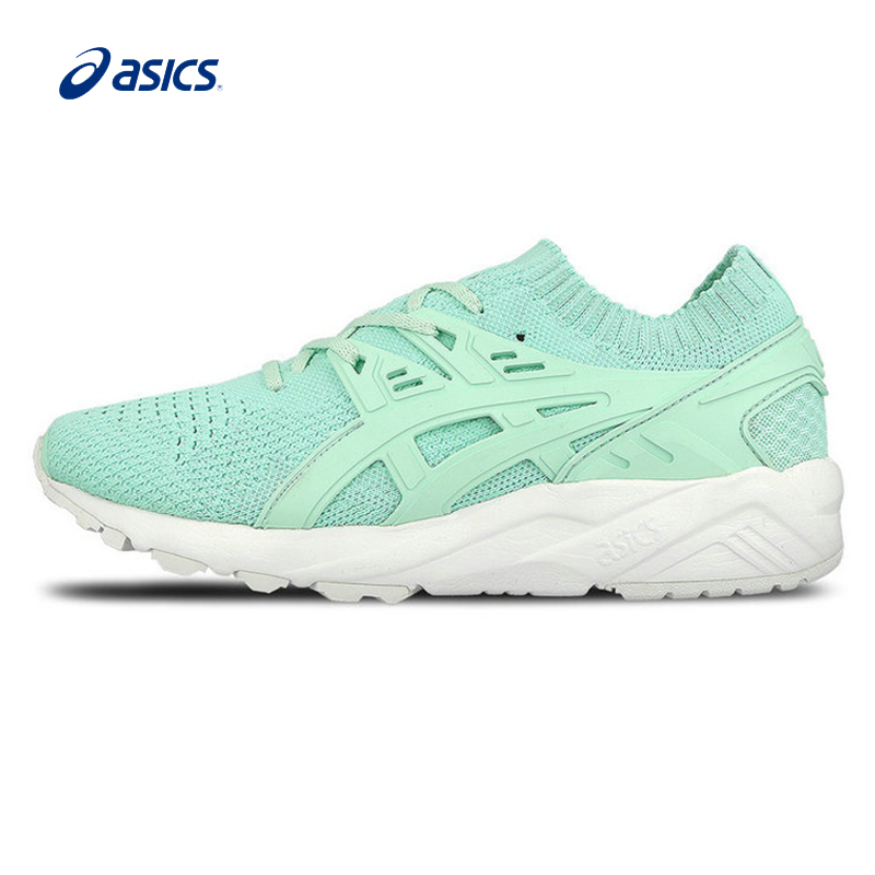 Original ASICS New Arrival Women Shoes Encapsulated Hard-Wearing Breathable Low-Top Sports Shoes Sneakers футболка asics футболка asics stripe ss top