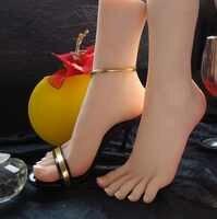 Freies Verschiffen!! hohe Qualität Modische Weiblichen Fuß Schaufensterpuppe Fuß Modell Direkter Verkauf Der Fabrik