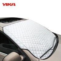 Car Windshield Sunshades Window Sun Shield Visor Silver Car Shade Sun Protection Size 92 Cm 142