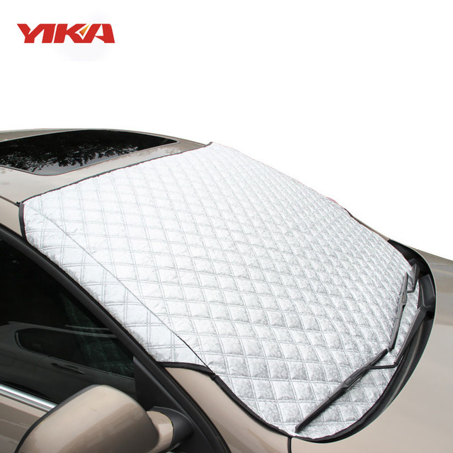 038898f57fd Car Windshield Sunshades Window Sun Shield Visor Silver Car Shade Sun  Protection Size 92 cm 142 cm For Mazda 3 Sunshade 95% Car