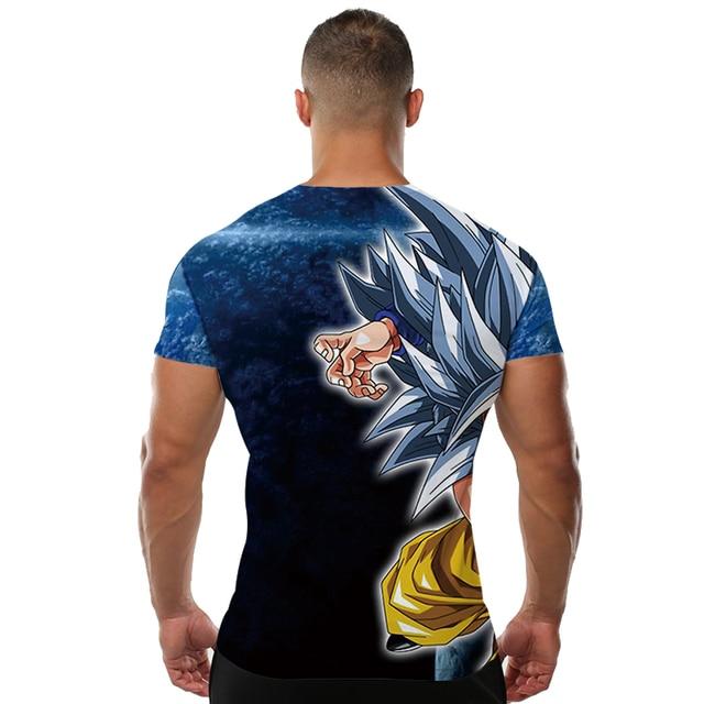 Dragon Ball Z 3D Goku T-shirt