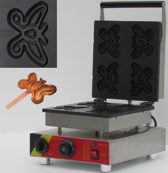 new design butterfly  shape waffle maker / commercial waffle maker/ belgian waffle maker/ waffle baker aedbf belgian bankers association new belgian banking law