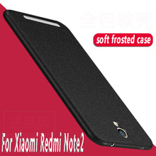 Full Cover Silicon soft TPU shell for Xiaomi redmi NOTE 2 Case For Xiaomi redmi NOTE 2 Cell Phone Cover frosted note2 Cases 5.5""