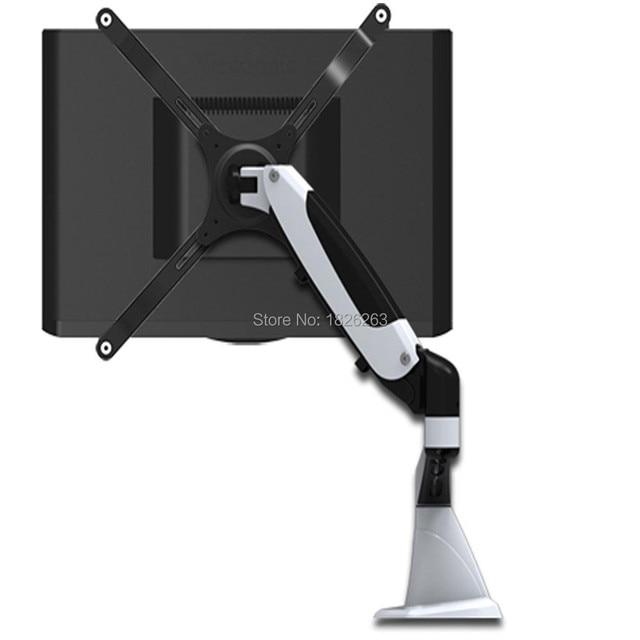 Adaptateur de BL-A78 pour aucun VESA trou de montage affichage LCD LED ordinateur moniteur support bras accessoire pour taille décran en dessous de 27 pouces