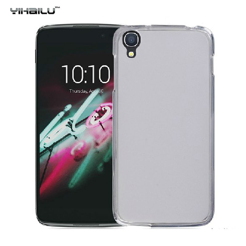 Case For TCL Alcatel idol 3 4.7 inch 5.5 inch TPU Case Clear Transparent Soft Silicone Cover For idol 3 4.7