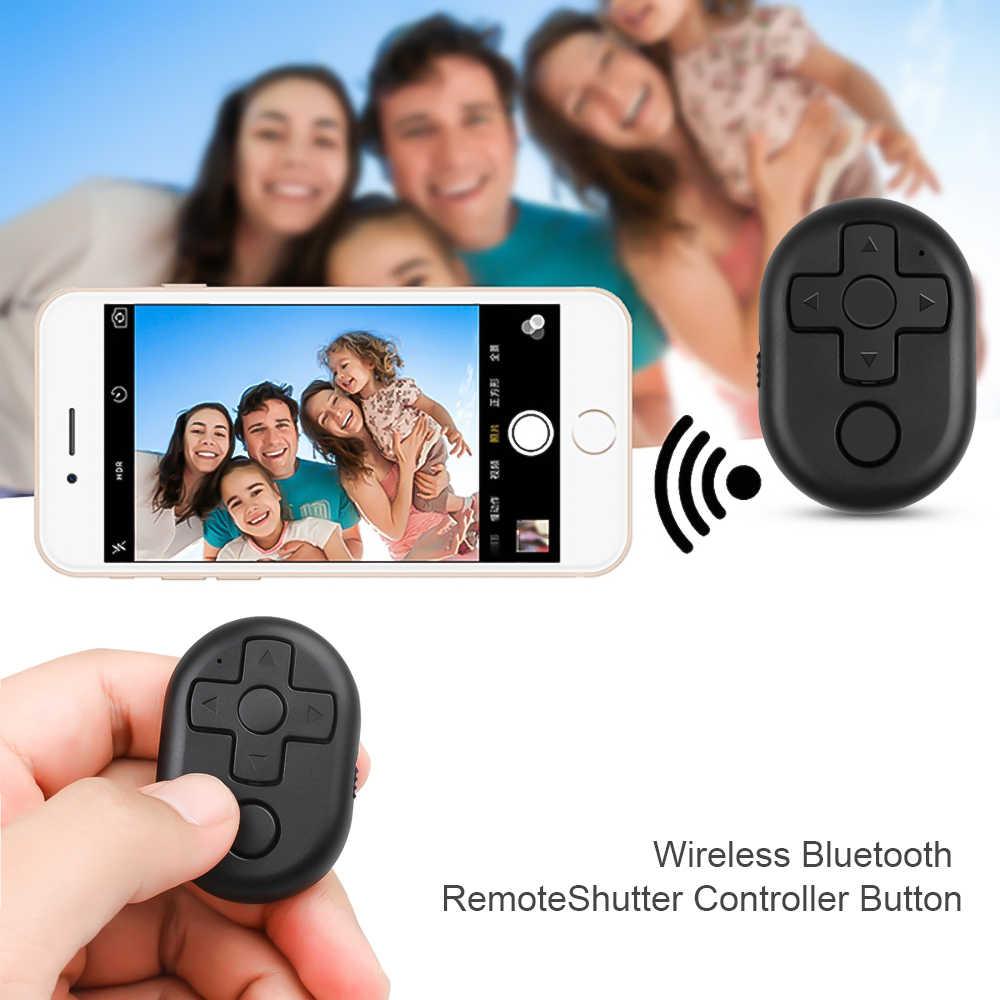 KEBIDU 1 шт. кнопка дистанционного управления Bluetooth беспроводной пульт управления Лер Автоспуск палка для камеры спуск затвора телефона монопод Селфи