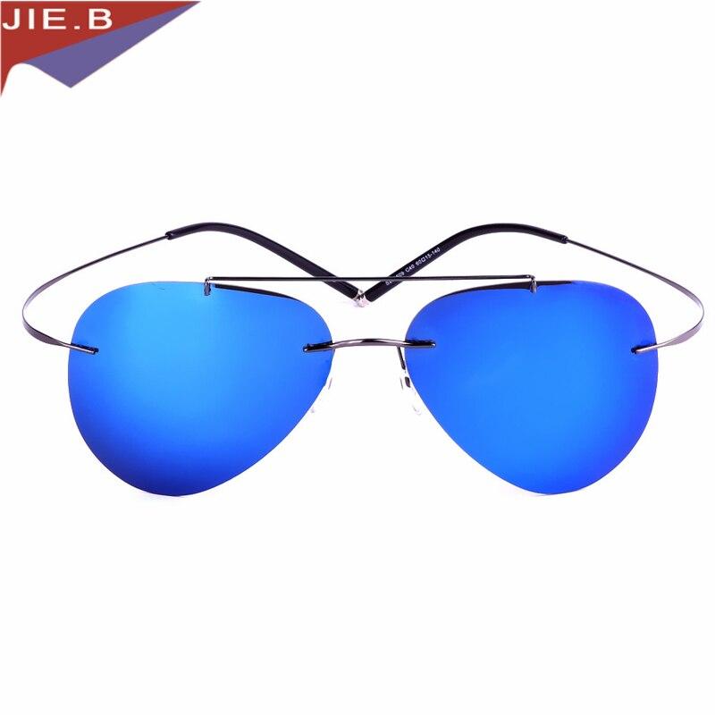 New Style font b Pilot b font Polarization Sunglasses Men Women Brand Designers Travel Driving Mirror