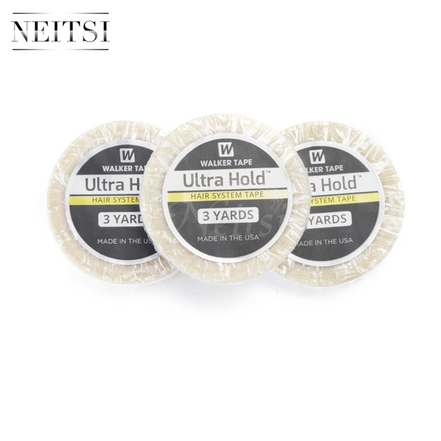Neitsi Ultra Hold Hair System Tape Double Sided Adhesive Glue For Extensions Super US