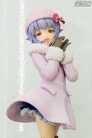 Japanese original anime figure THE IDOLM@STER CINDERELLA MASTER Koshimizu Sachiko action figure collectible model toys for boys