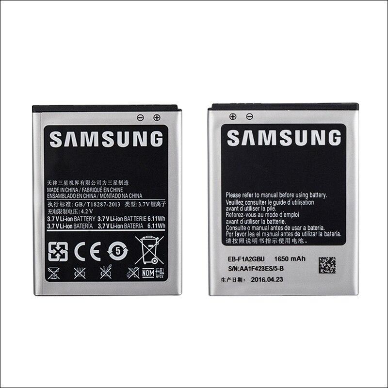 Original Battery Eb F1a2gbu For Samsung Galaxy S2 I9100 9100 I9100g I9103 I9105 I9108 I9050 Tracking 1650mah Li Ion Mobile Phone Batteries Aliexpress