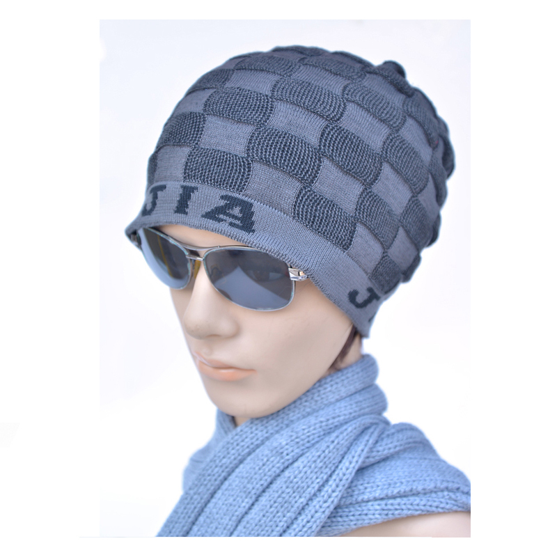 High-quality winter beanies knitted wool cap plus velvet warm fur hat gorro balaclava hats for women autumn men cap 6 colors usb флешка 32gb usb drive usb 2 0 silicon power luxmini 720 dark blue sp032gbuf2720v1d
