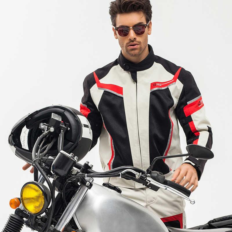 Духан летняя куртка для мотоциклиста Брюки Одежда для мотоцикла Мото куртка для мотокросса брюки костюмы с CE протектор шестерни
