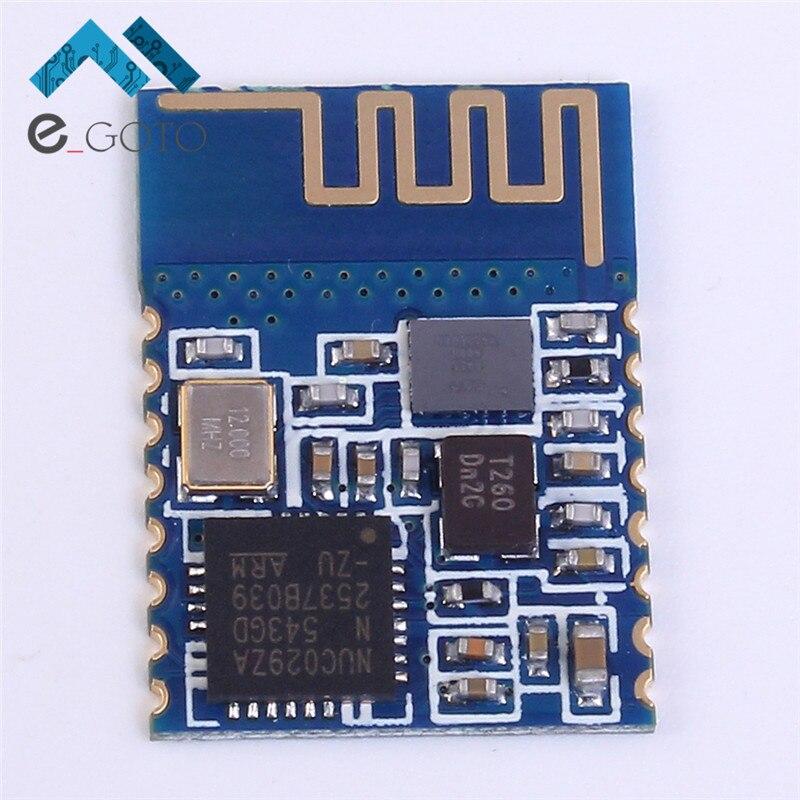 Bluetooth 4.0 HM13 Double Module BLE SPP UART Émetteur-Récepteur Maître Hôte Esclave Conseil Transparent Transmission HM-13