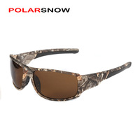 2015 New Camouflage Polarized Sunglasses High Quality Cool Frame Sport Glasses Cycling Glasses With Camouflage Box