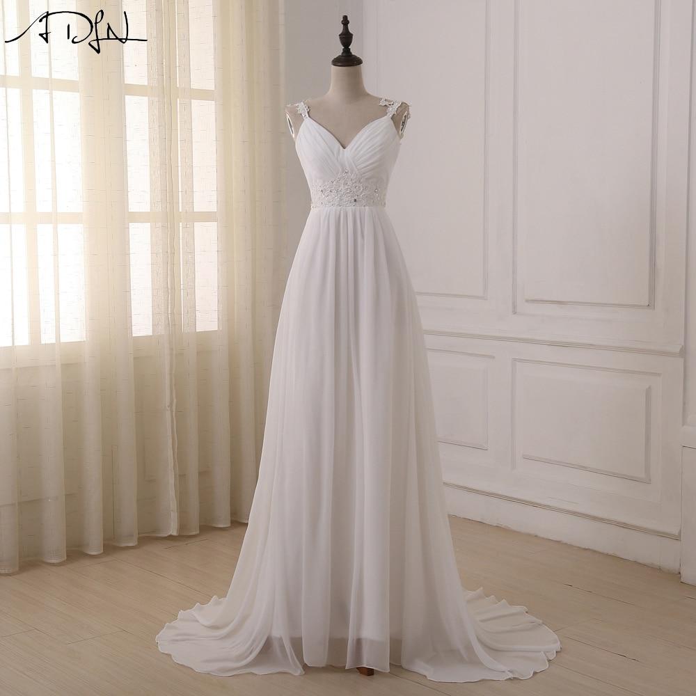 Online Get Cheap Beach Wedding Dresses Aliexpresscom  Alibaba Group