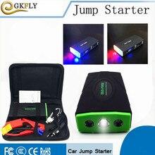 Мини Аварийный автомобильный прыжок стартер высокой мощности Портативный power Bank Аккумулятор для автомобиля 12 в запуск мощности для автомобиля пусковое устройство